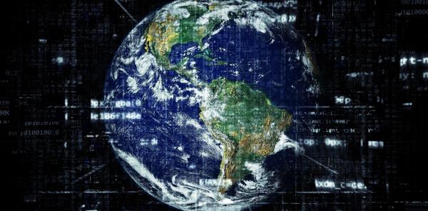 verdens internet trafik
