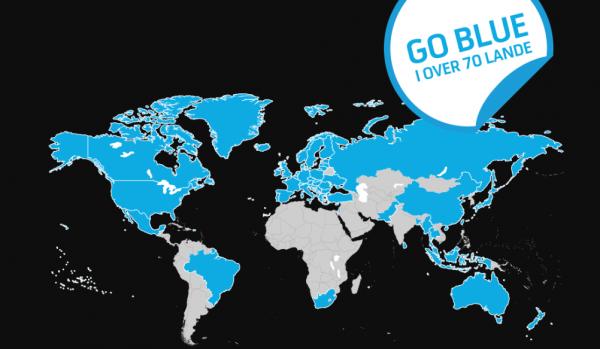 Telenor lancerer roaming i 78 lande samt datadeling