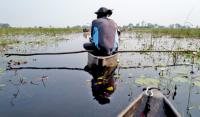 youtube national geographic Okavango Deltaet i Afrika