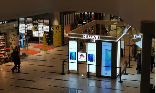 a66bb062 Huawei åbner første danske showroom i Field's