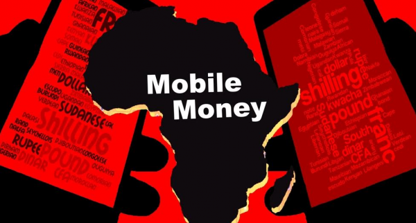 Når det gælder mobilbetaling, er Afrika helt fremme i skoene