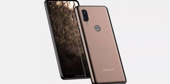 Motorola P40 lækket – Android One og hole-punch