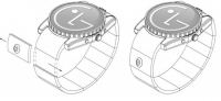 lg modular smartwatch camera