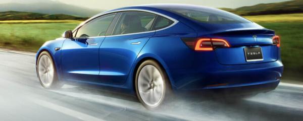 5581f79a Tesla Model 3 er nu klar til bestilling i Danmark - se priser