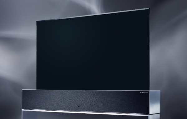 LG Signature OLED TV R 2