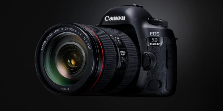 Canon EOS 5D Mark IV pris