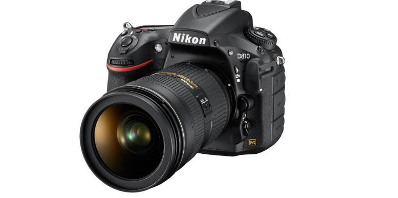 Nikon D810 pris