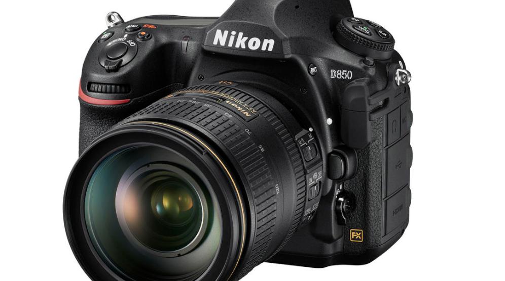 Nikon D850 pris