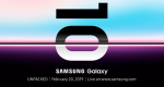 Samsung Galaxy S10 lancering den 20. Februar i San Francisco
