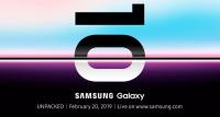 samsung galaxy s10 lancering
