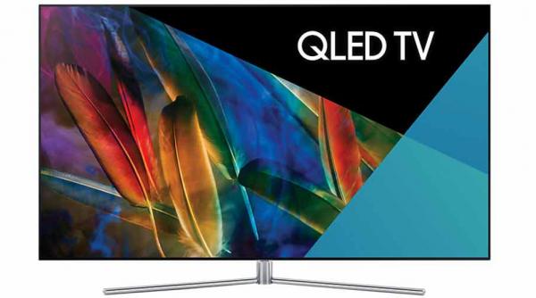 bedste 4k tv Samsung QLED Q8C pris