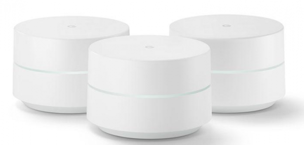 google wifi mesh system
