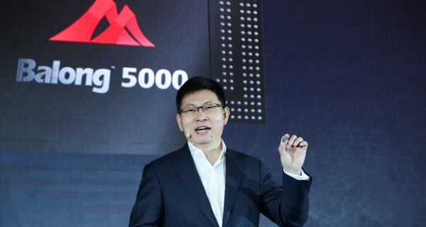 Huawei lancerer 5G verdensnyhed med Balong 5000