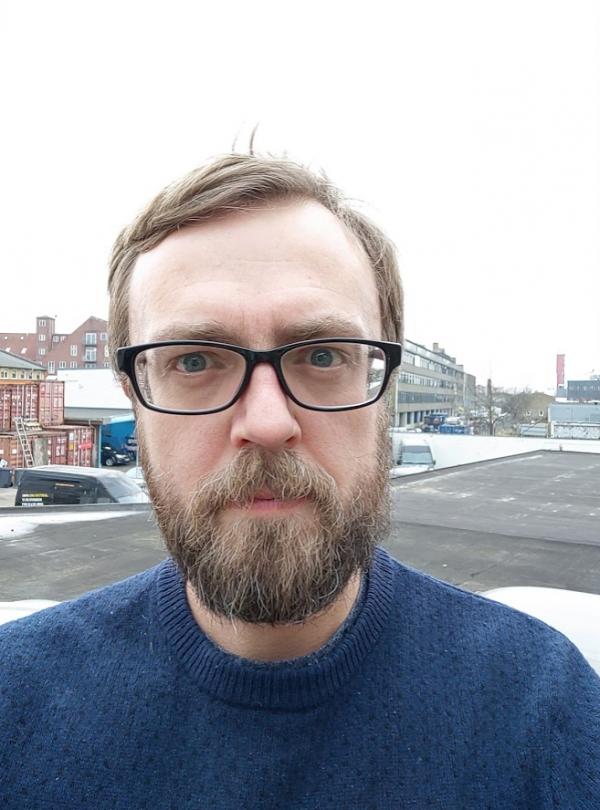 nokia 8.1 kamera test - selfie