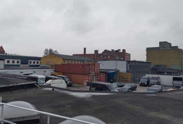 nokia 8.1 kamera test - landskab