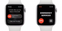 apple watch falddetektor