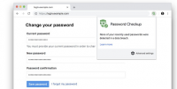 Password Checkup sikre password