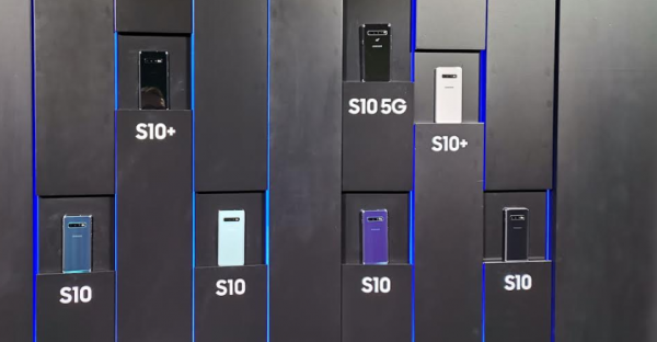 samsung galaxy s10 plus specifikationer funktioner pris