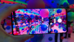 Galaxy Note 10-salg vender pilen opad for Samsung