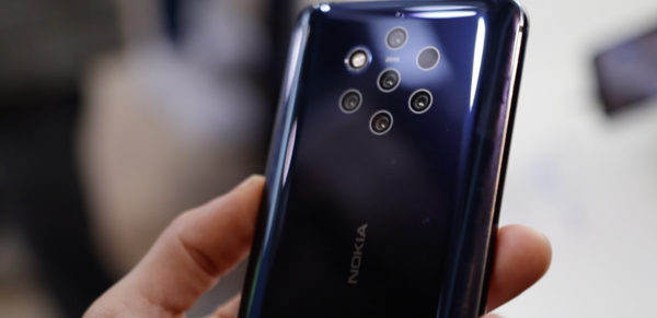 Første indtryk og test af Nokia 9 PureView