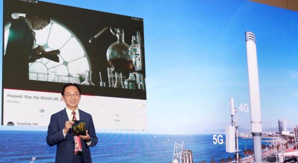 Huawei præsenterer nye 5G-tiltag på MWC 2019 – blandt andet CloudX