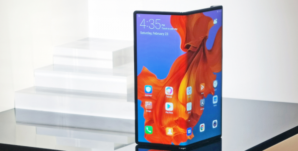 "Huaei Mate X vinder ""Best New Connected Mobile Device"" på MWC 2019"