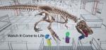HTC Vive i samarbejde med American Museum of Natural History om T. Rex udstilling