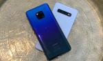 Samsung Galaxy S10+ vs Huawei Mate 20 Pro: Hvilken er bedst?