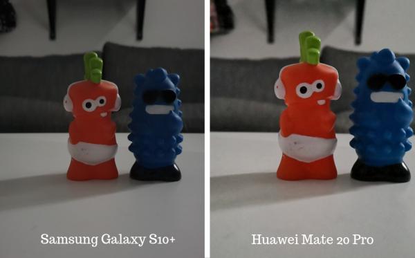 Samsung galaxy s10 vs huawei mate 20 pro