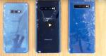 Galaxy S10-telefonerne er af den slags man ikke skal tabe