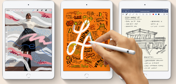 Hyggelig Ny iPad mini (2019) - Mobil.nu VX-23