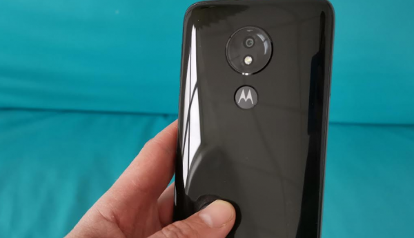 test motorola moto g7 power 3
