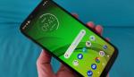Test af Motorola Moto G7 Power – virkelig meget for pengene