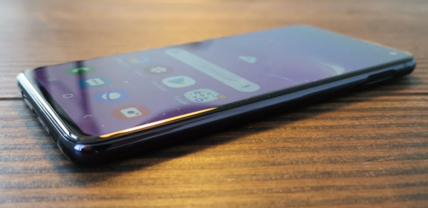 test anmeldelse samsung galaxy s10e