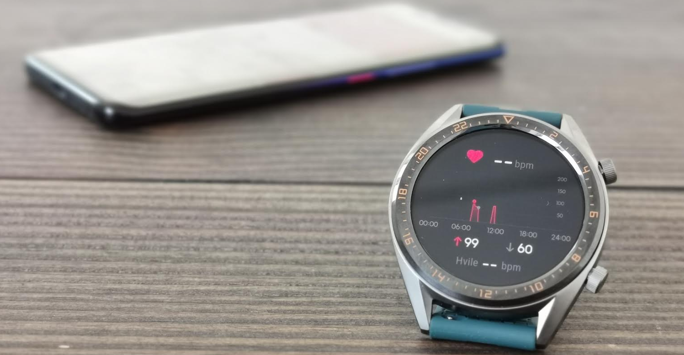 huawei watch gt active test