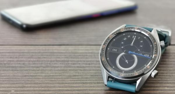 Test og anmeldelse af Huawei Watch GT Active