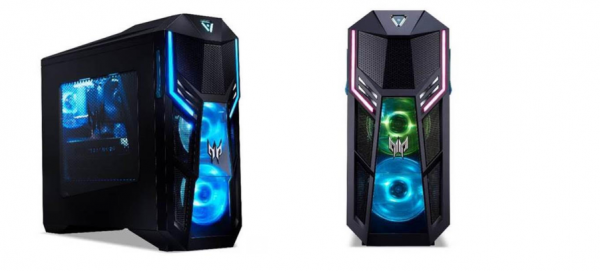 Acer lancerer nye bærbare computere, stationær gaming pc, ny gamer-skærm og gadgets til gamere