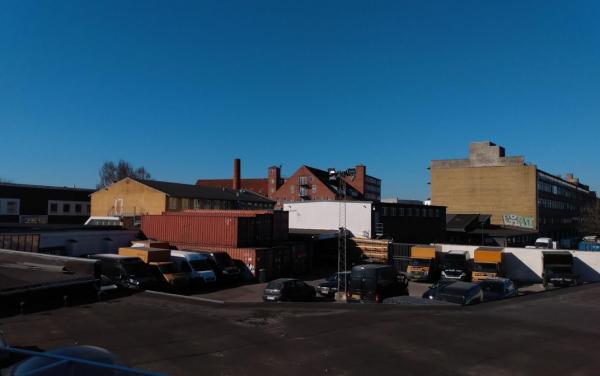 Test og anmeldelse af Motorola Moto G7 Play Kamera landskab