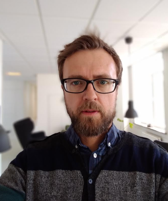 Test og anmeldelse af Motorola Moto G7 Play Kamera selfie