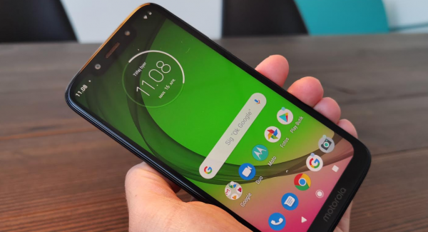 motorola moto g7 play test