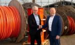 Telenor kan nu tilbyde fibernet i midt- og nordjylland via Eniigs fibernet