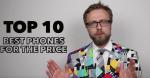 Top 10 bedste mobiltelefoner til prisen lige nu