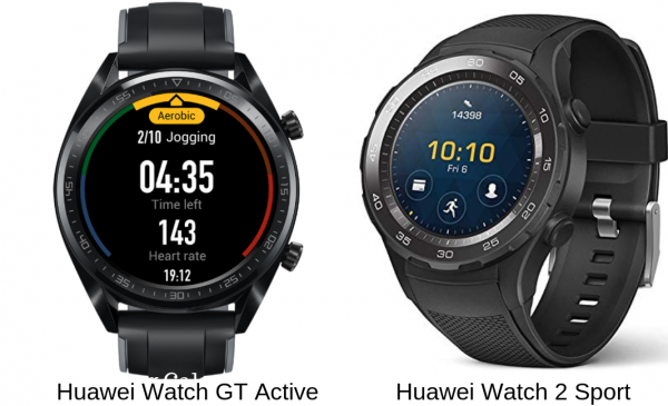 huawei watch gt active sport 2