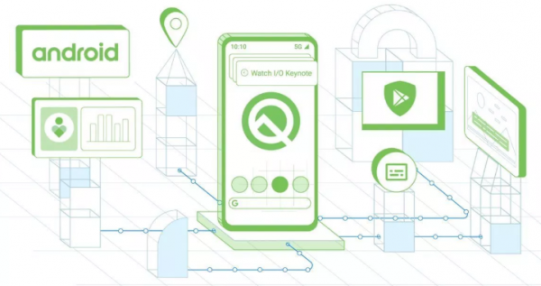 android q gestures