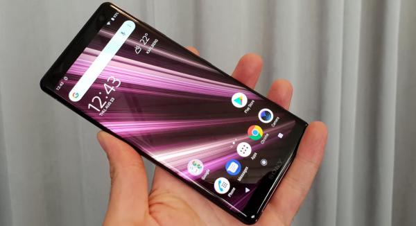 Android 10-opdateringer på vej til Sony Xperia-telefoner