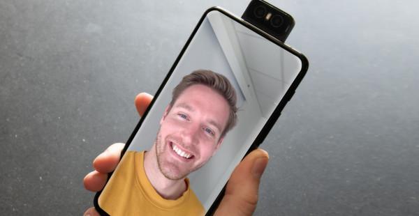 DxOMark: Asus ZenFone 6 er den nye selfie-konge – bedre end Galaxy S10+ og Pixel 3