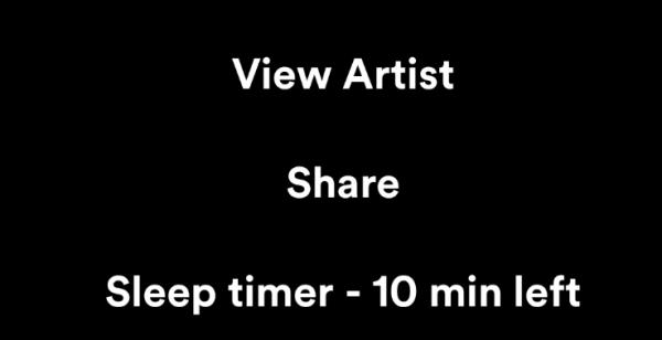 TIP: Sleep Timer-funktion klar i Spotifys Android-app