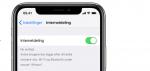 Opgradering af Wi-Fi Hotspot i iOS 13