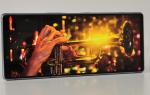 Test og anmeldelse af Sony Xperia 1 – skærm af en anden verden