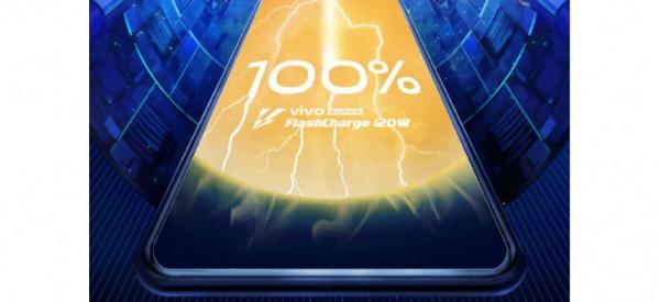 Vivo med superhurtig opladningsteknik – 4.000 mAh batteri fra 0-100 % på 13 minutter